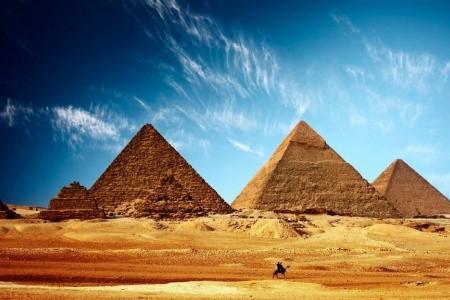 Pyramidy v Káhiře & relax u Rudého moře - Slevy