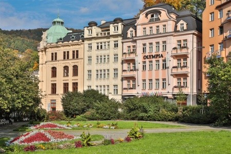 Olympia Spa & Wellness, Česká republika, Západní Čechy