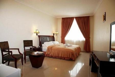 Spojené arabské emiráty Ajman Crown Palace 8 dňový pobyt Raňajky Letecky Letisko: Viedeň september 2021 (22/09/21-29/09/21)