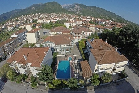 Olympus Villa Drosos - Olympská riviéra - Řecko