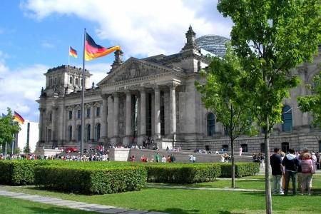 Berlín A Slavnost Světel - Autobusem
