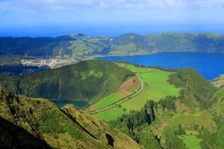 Azorské ostrovy - v září