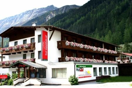 First Mountain Őtztal