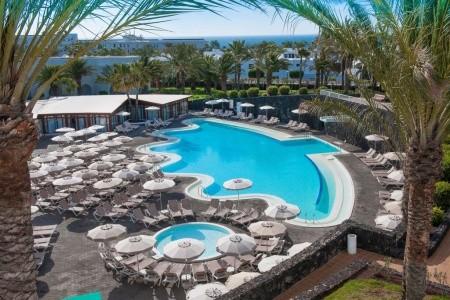 Relaxia Olivina - Lanzarote v červenci - Kanárské ostrovy