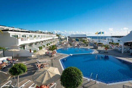 Relaxia Lanzaplaya - Lanzarote v červenci - Kanárské ostrovy