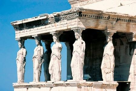 Řecko - velký okruh - letecky