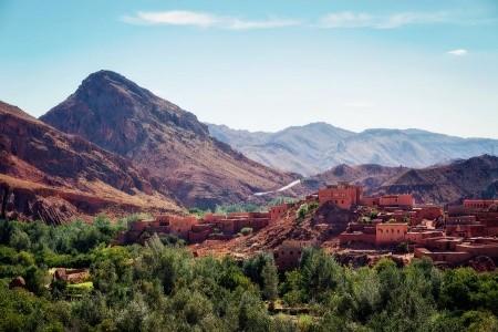 To nejlepší z jižního Maroka + JÍZDA DŽÍPEM SAHAROU + TRADIC Polopenze