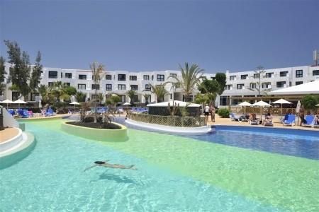 Bluebay Lanzarote Apartments - Lanzarote v červenci - Kanárské ostrovy