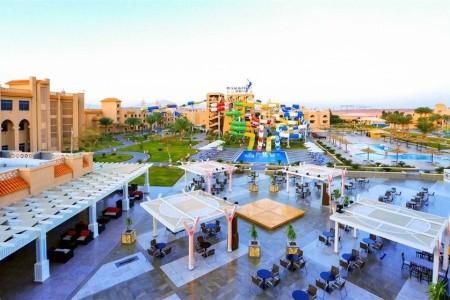 Egypt Hurghada Albatros Aqua Park Hurghada 8 dňový pobyt All Inclusive Letecky Letisko: Viedeň august 2021 ( 3/08/21-10/08/21)