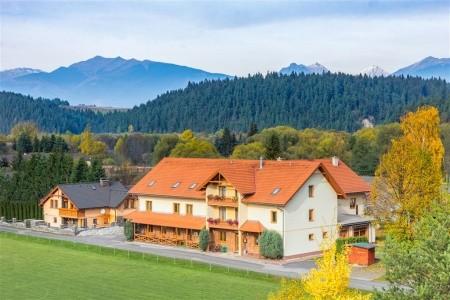 Penzion Larion - Liptov - levně - Slovensko