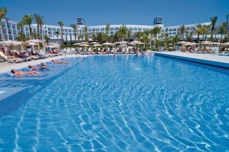 Riu Palace Meloneras - Gran Canaria - Kanárské ostrovy