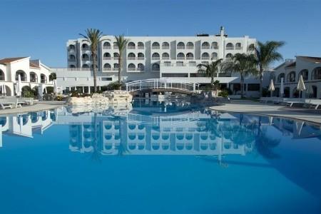 Princess Beach Hotel - Kypr v zimě