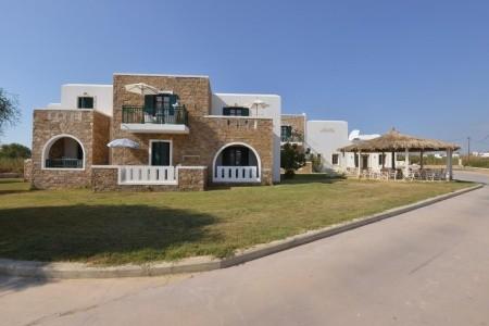 Penzion Plaka 1 - Naxos letecky - Řecko