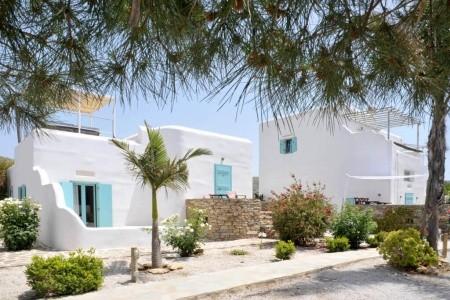Medusa Beach Resort - Naxos letecky - Řecko