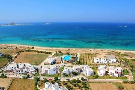 Plaza Beach Hotel - Naxos letecky - Řecko