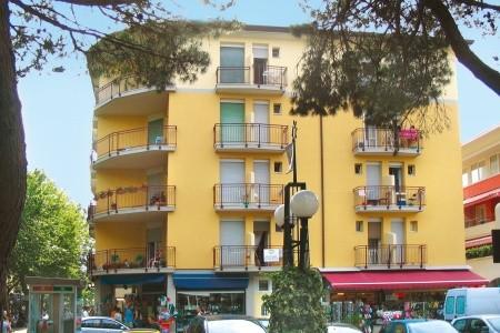 Apartmány Delfino (Centrum - Spiaggia)
