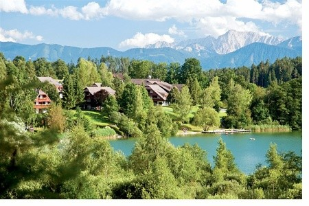 Sonnenresort Maltschacher See - Korutany - Rakousko