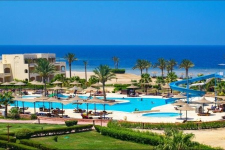 Bliss Nada Beach Resort - Dovolená Marsa Alam All Inclusive 2021