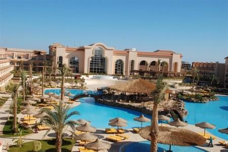 Otium Pyramisa Beach Resort Sahl Hasheesh - v říjnu