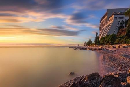 Grand Hotel Bernardin - Portorož - hotely - Slovinsko