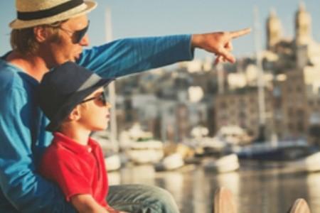 Ideální dovolená s dětmi? Malta nadchne celou rodinu