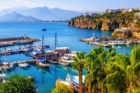 7 tipů na zážitky v turecké Antalyi, kromě božského jídla a plážového povalečství