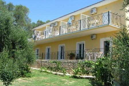 Penzion Silvia - Epirus - Řecko
