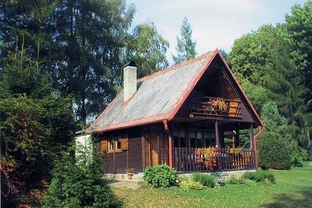 Chata Janovice U Kravař - v červenci