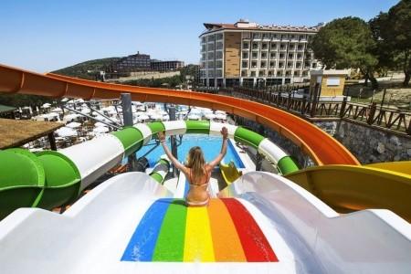 Ramada Resort Kusadasi & Golf - Turecko v červenci