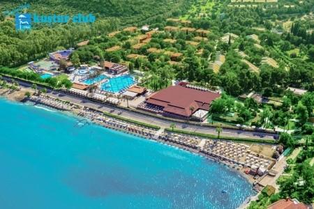 Kustur Club Holiday Village - Turecko v červenci