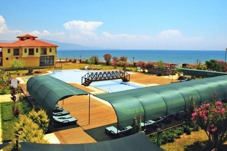 Angora Beach Resort - Turecko v červenci