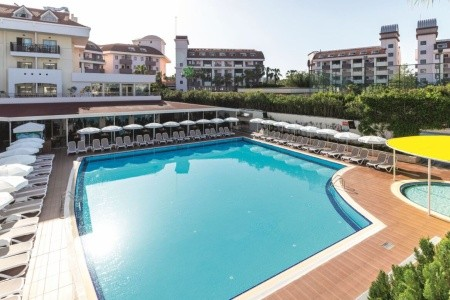 Side Aquamarin Resort & Spa - Turecko v dubnu