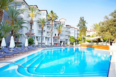 Paloma Marina Suites - Turecko v červenci
