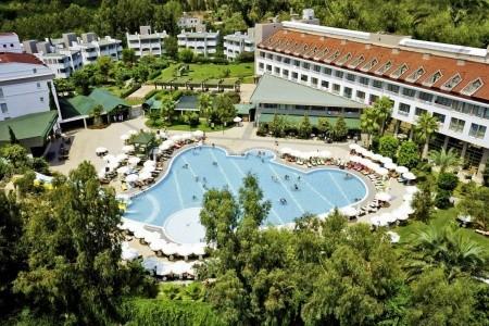 Sherwood Greenwood Resort - v květnu
