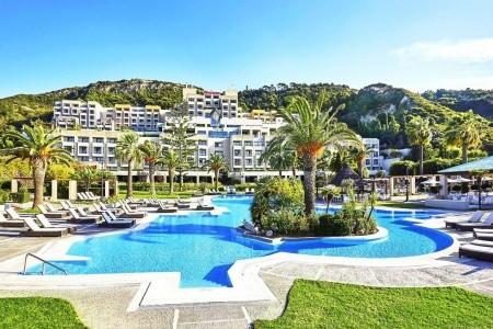 Sheraton Rhodes Resort - Řecko s polopenzí - luxusní dovolená