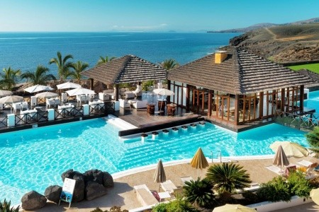 Secret Lanzarote Resort - Lanzarote se snídaní v září - recenze