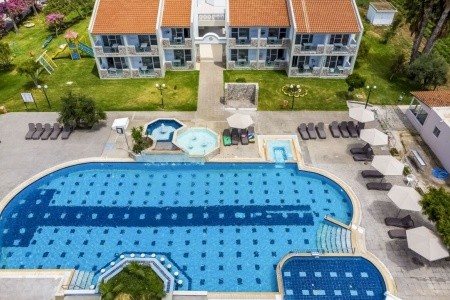Ilios Hotel - Řecko letecky z Katovic