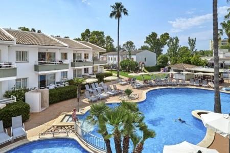 Universal Aparthotel Elisa - Španělsko v létě