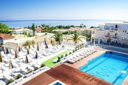 Captains Hotel - Dovolená Zakynthos 2021/2022