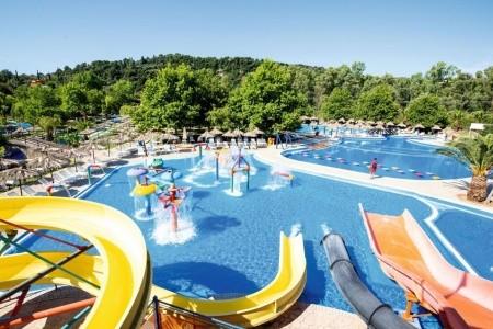 Splashworld Aqualand Resort - Korfu v květnu - Řecko