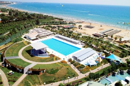 The Xanthe Resort & Spa - Turecko v lednu