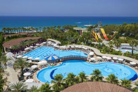 Mukarnas Resort & Spa - Turecko v květnu