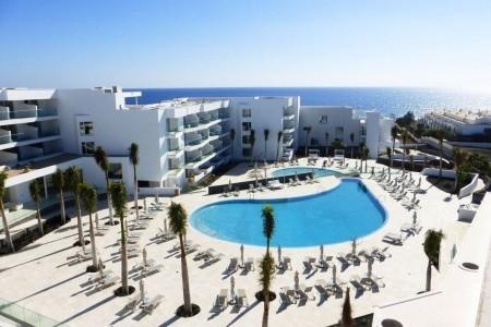 Lava Beach - Lanzarote se snídaní - zájezdy - luxusní dovolená