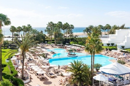 Riu Paraiso Lanzarote Resort - Lanzarote v červnu - dovolená - recenze