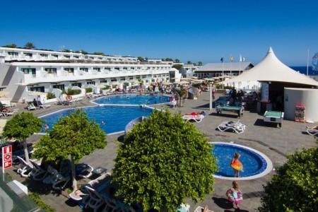 Relaxia Lanzaplaya - Kanárské ostrovy - dovolená
