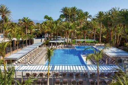 Riu Palace Oasis - Kanárské ostrovy - dovolená - luxusní dovolená