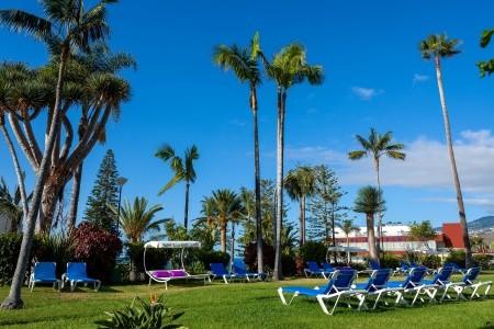 Kanárske ostrovy Tenerife Semiramis 8 dňový pobyt Polpenzia Letecky Letisko: Viedeň august 2021 (12/08/21-19/08/21)