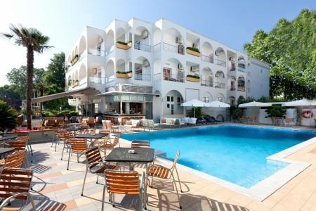 Kronos - Řecko - dovolená