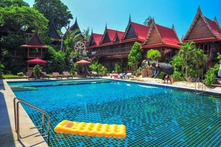 Sivalai Resort , Ko Mook - Pláž Sivalai, Railay Bay Resort,  - Bangkok - Thajsko