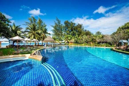 Cha-Da Beach Resort & Spa, Ko Lanta - Pláž Klong Dao, Bw Ban - Silvestr